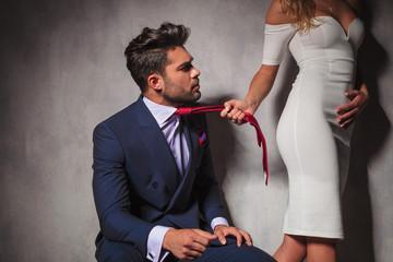 De lengte van de das: het verdient wel even een puntje van aandacht