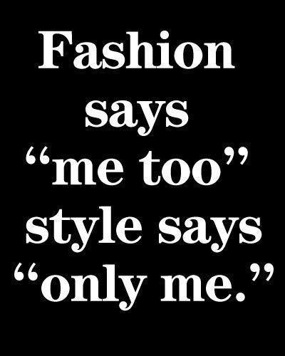 Mode en trends: om gek van te worden!
