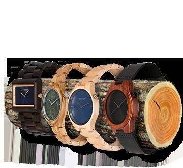 houten horloges verkooppunten