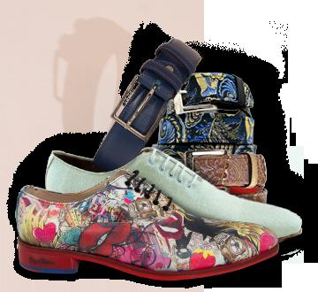 Accessoires schoenen en riemen