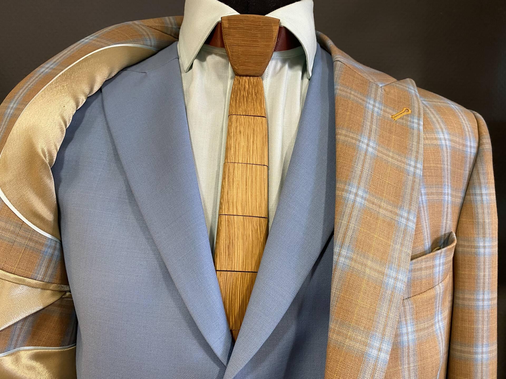 Houten stropdas