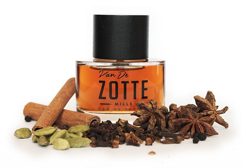 Van de zotte parfum | Voor moedige Hollandse mannen