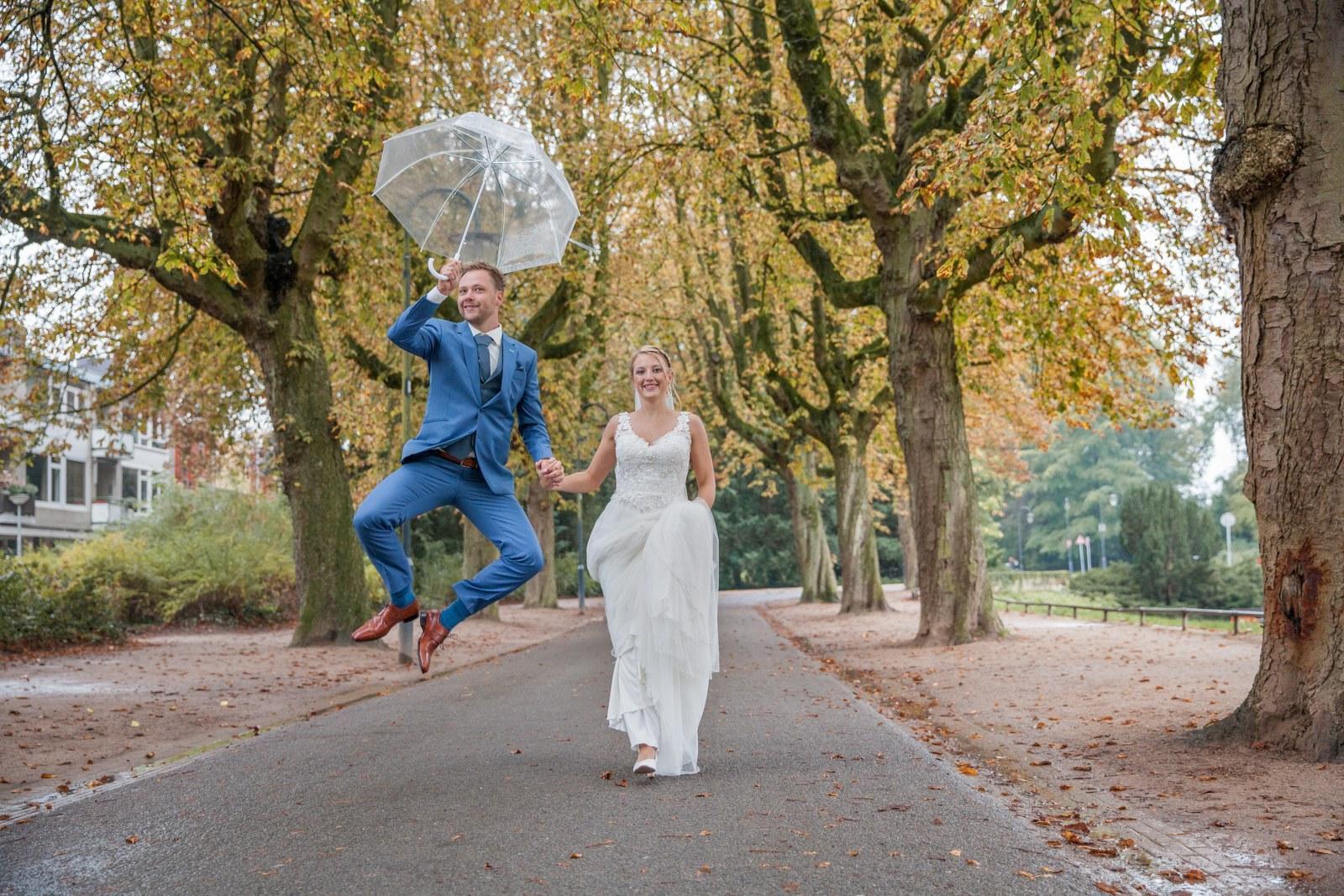 Time to shine: horloge bij je trouwkostuum? Gewoon doen