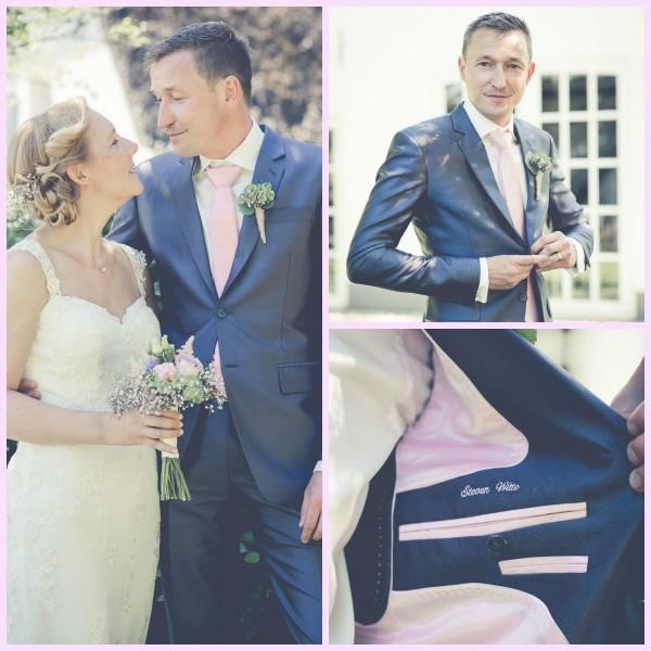 Bruidegom, heb jij wel het juiste pak aan?