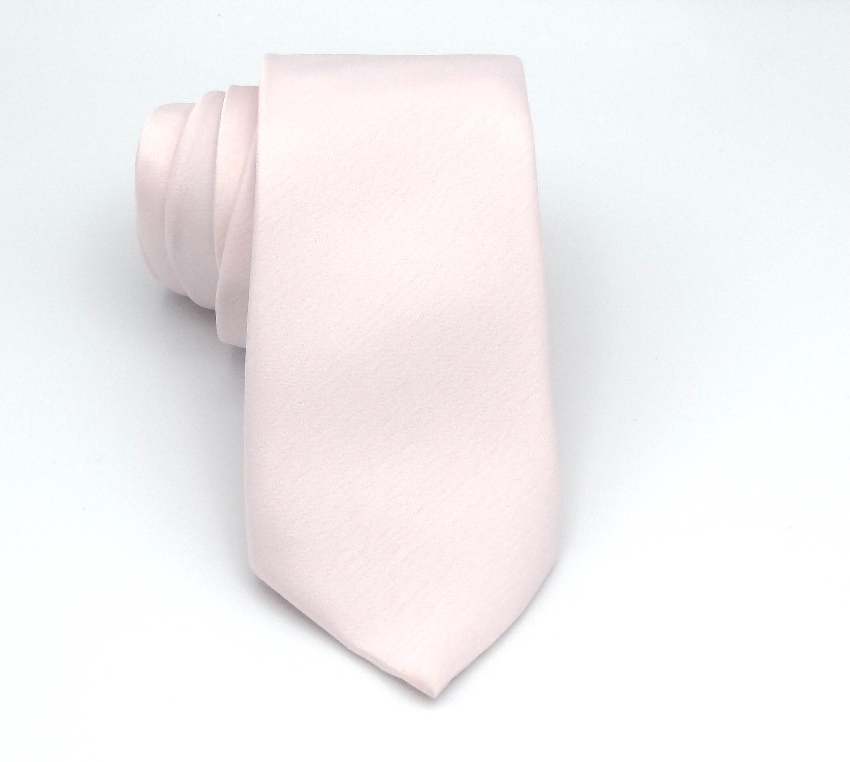 Stropdas licht roze