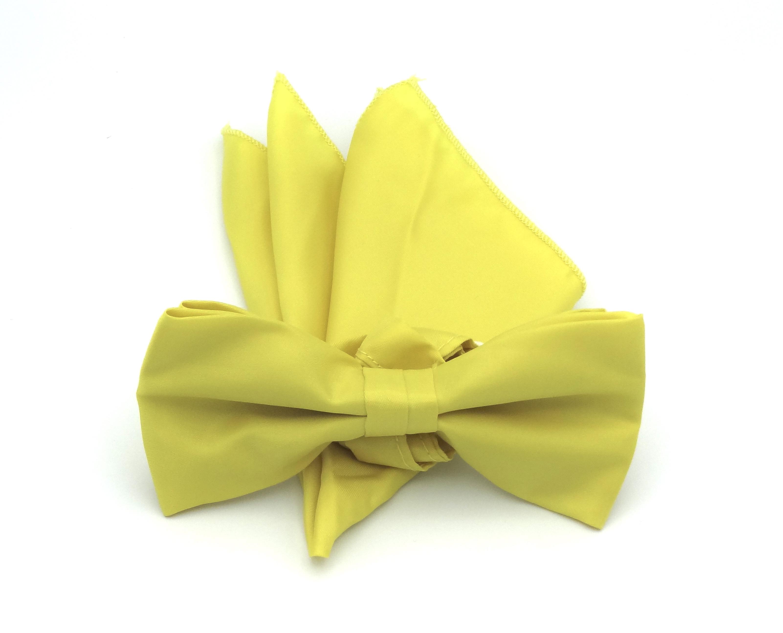 Vlinderdas geel
